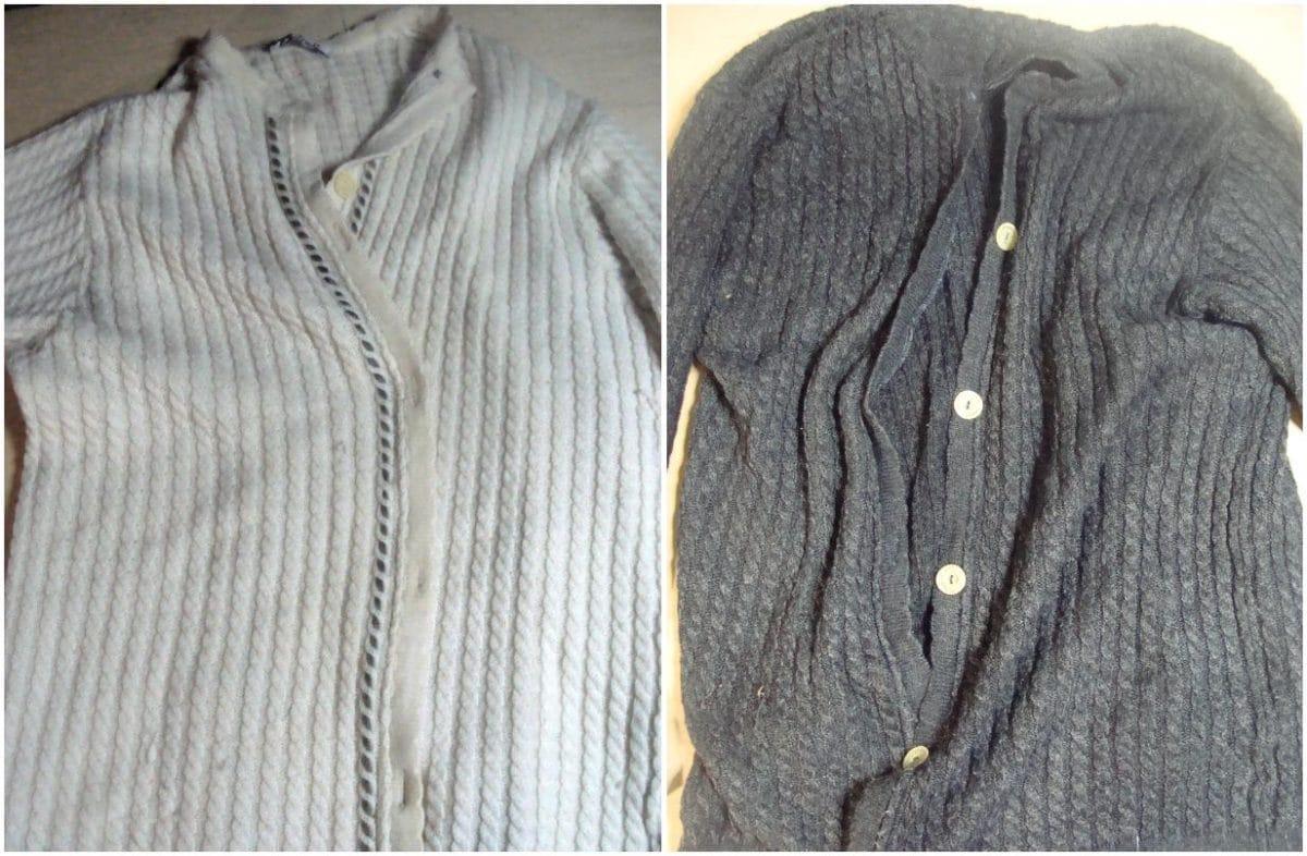 Πως βάφουμε μάλλινα ρούχα