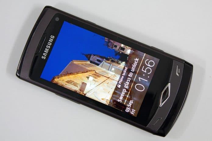 firmware στο Samsung Wave