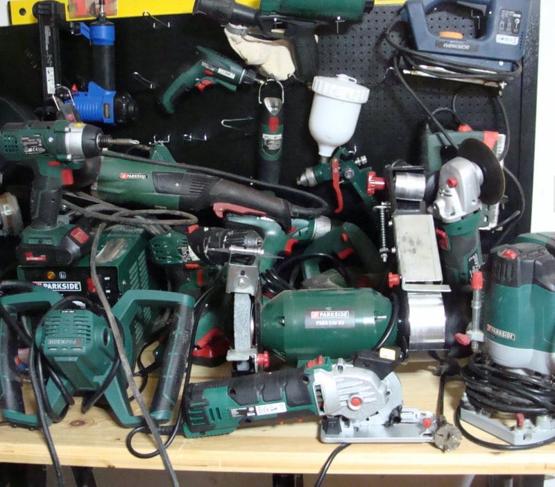 εργαλεία Parkside