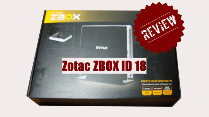Zotac ZBOX ID18