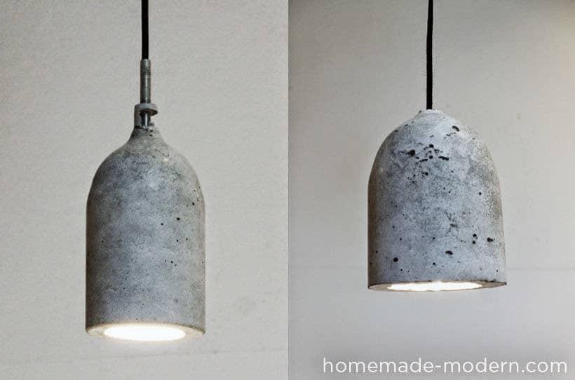 10 όμορφες και πρωτότυπες ιδέες για DIY φωτιστικά