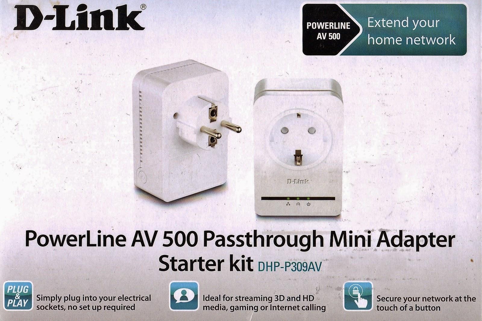 Powerline AV 500-1