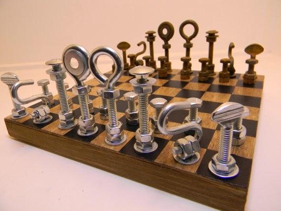 Hardware-Chess-Set