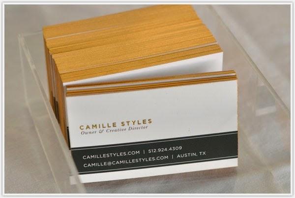 επίχρυσες επαγγελματικές κάρτες