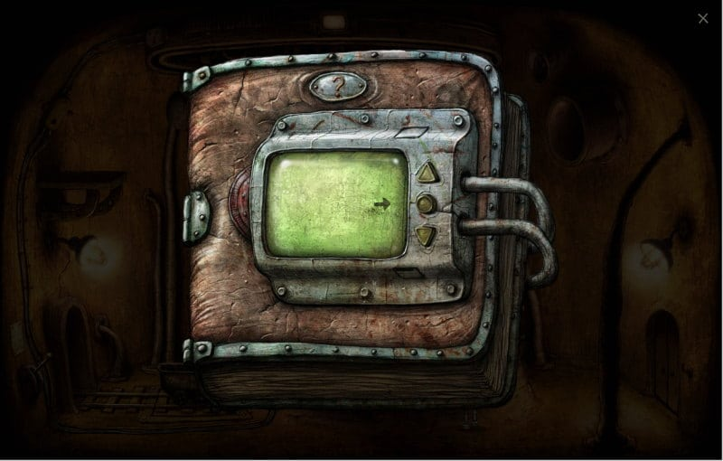 Machinarium Steampunk Adventure