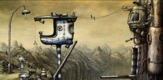 Machinarium Steampunk indie Adventure