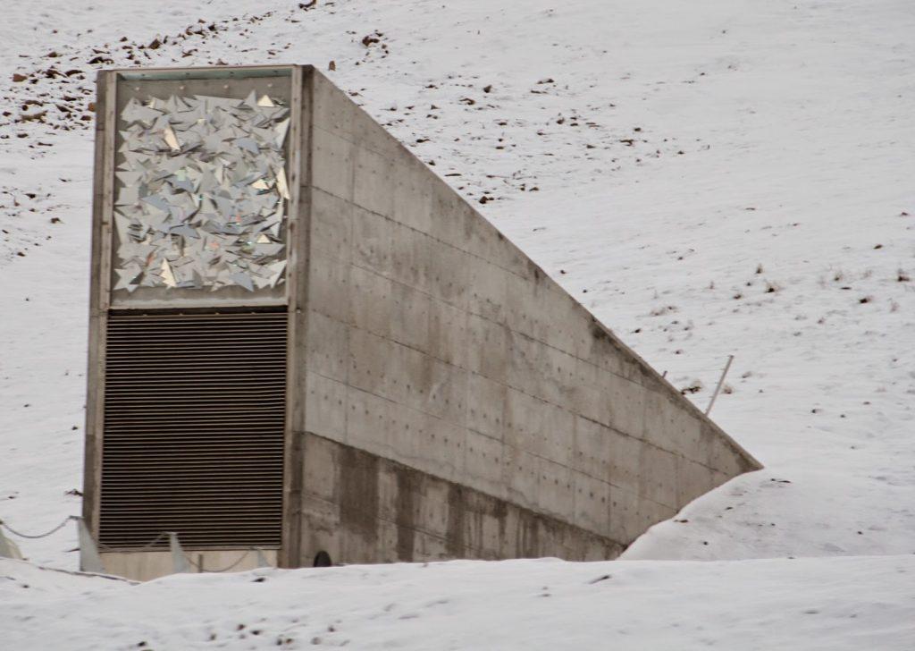 Παγκόσμια τράπεζα σπόρων στο Svalbard της Νορβηγίας