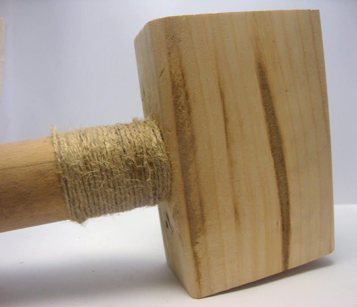 DIY ξύλινη ματσόλα