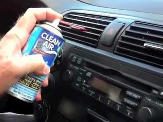 πως καθαρίζουμε το φίλτρο κλιματισμού του αυτοκινήτου