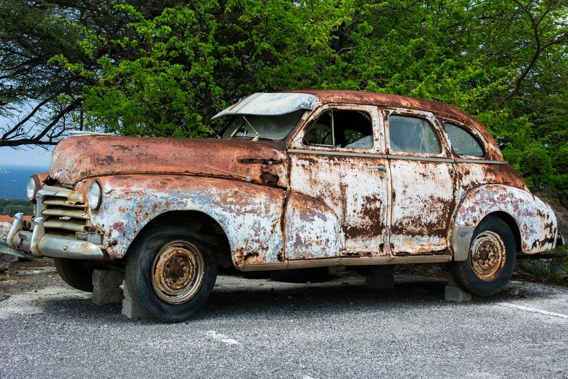 απόσυρση αυτοκινήτων