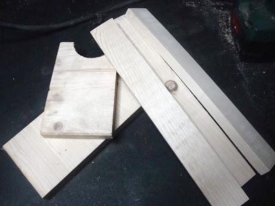 ρετάλια ξύλου