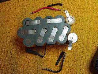 αναγόμωση μπαταρίας επαναφορτιζόμενου