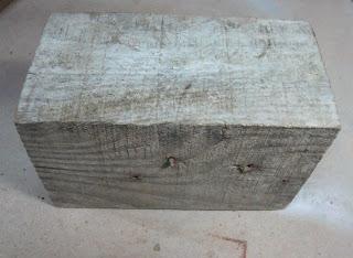 ξύλινος τάκος παλέτας