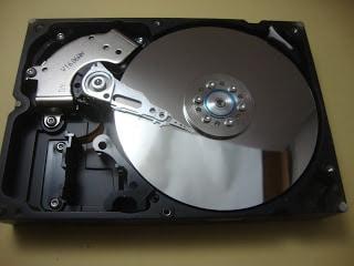 τι μπορείτε να περισυλλέξετε από ένα χαλασμένο δίσκο υπολογιστή
