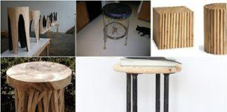 10 πρωτότυπες ιδέες για DIY σκαμπό