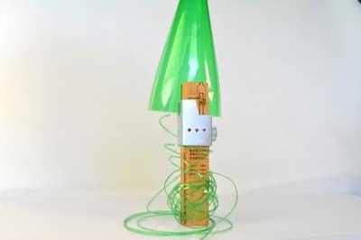 σπάγκο από πλαστικά μπουκάλια