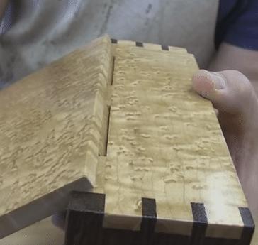 πως να φτιάξετε κρυφούς ξύλινους μεντεσέδες