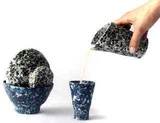 αντικείμενα φτιαγμένα από αγελαδινό γάλα