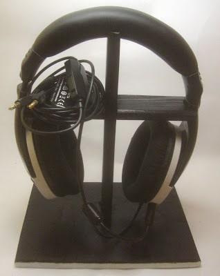 diy βάση για ακουστικά