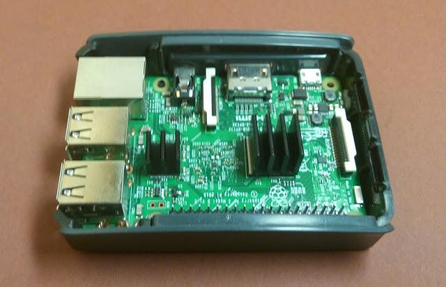 Ψύκτρες στο Raspberry Pi 3