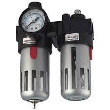 Υδατοπαγίδα + ελαιωτήρας + ρυθμιστής πίεσης