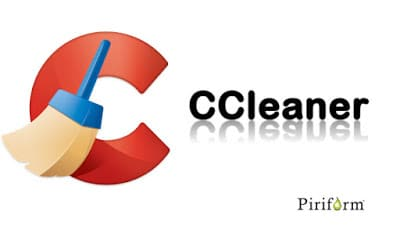 CCleaner πρόγραμμα για να καθαρίζετε τον υπολογιστή