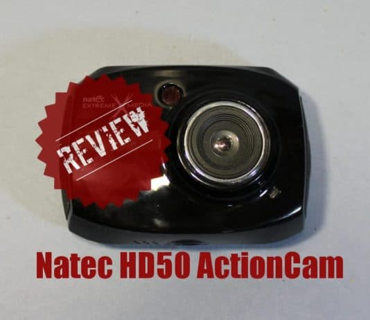 Natec HD50 actioncam