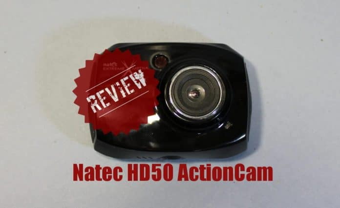 Natec HD50 actioncam