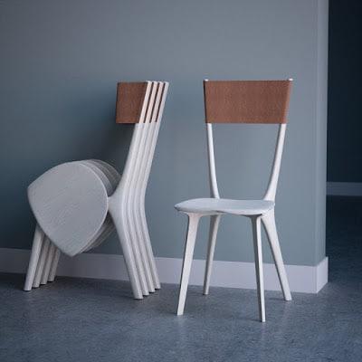 πρωτότυπη σπαστή καρέκλα
