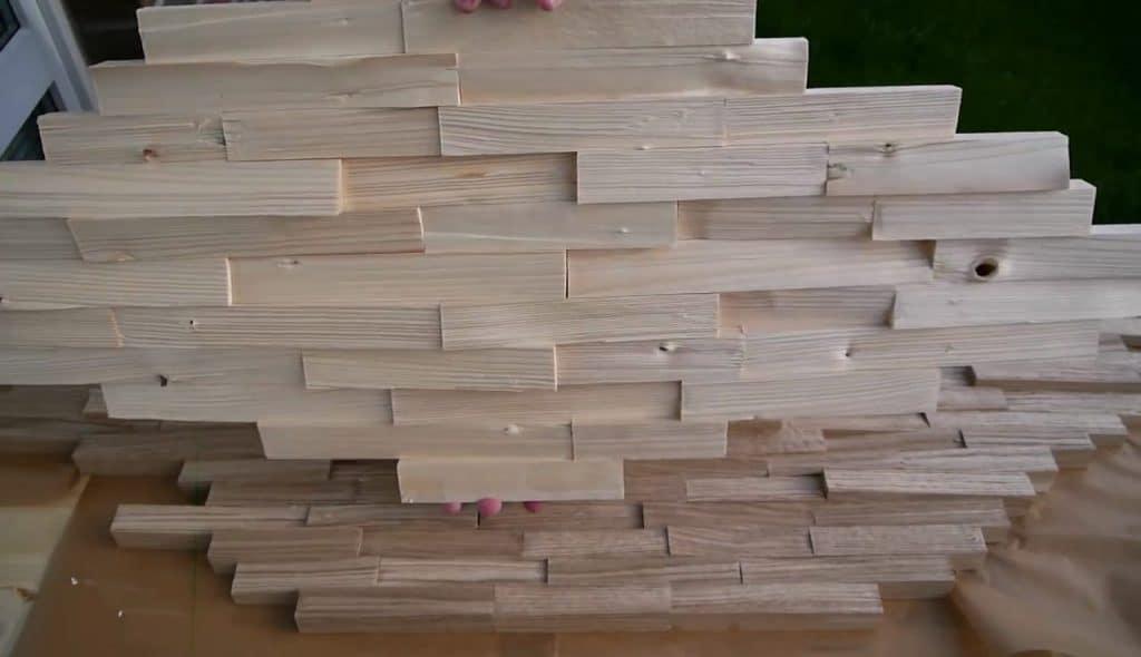 diy ξύλινη απλίκα