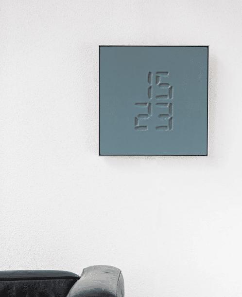 minimal ρολόι τοίχου