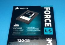 Corsair SSD FORCE 120GB