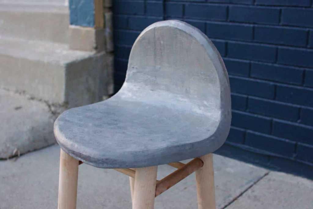 Καρέκλα από χνούδι στεγνωτηρίου