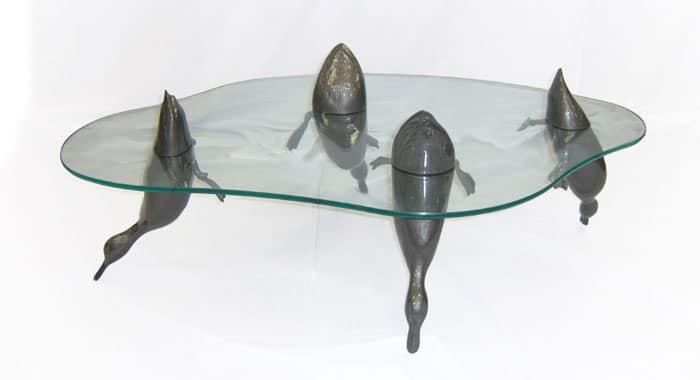 σουρεαλιστικά τραπέζια