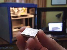 Οικιακός 3D εκτυπωτής μετάλλου