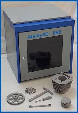 3D εκτυπωτή μετάλλου