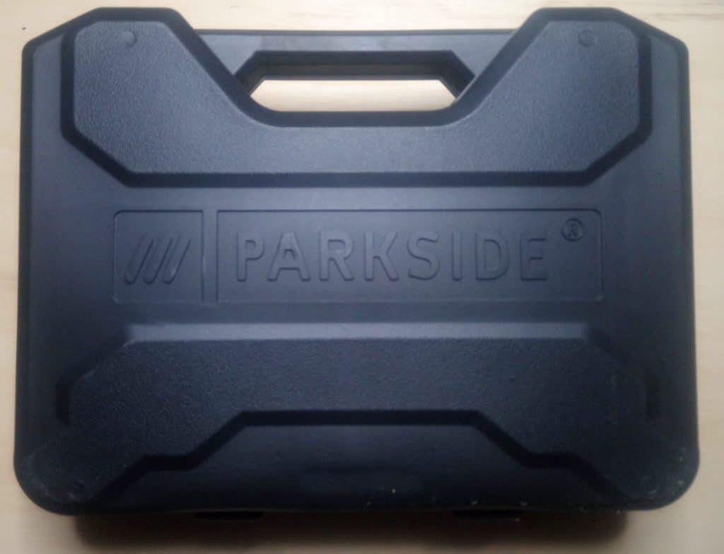 βαλιτσάκι μεταφοράς Κρουστικό δράπανο Parkside PSBM 500 C4