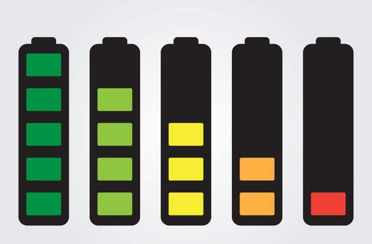 μπαταρίες επαναφορτιζόμενων εργαλείων