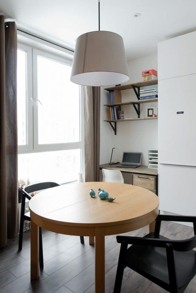 Μοντέρνο και ευρύχωρο διαμέρισμα 35τμ