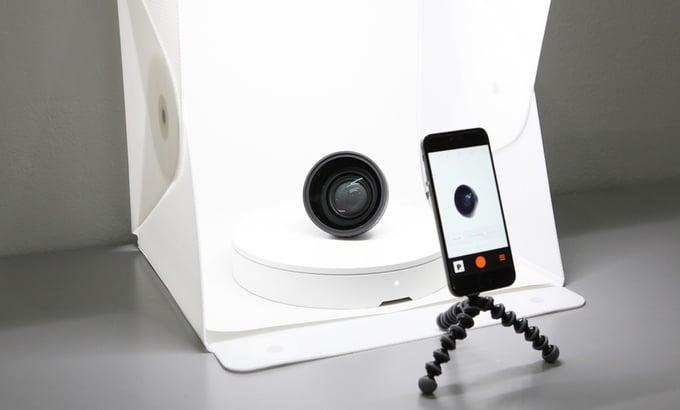 πως να βγάζετε φωτογραφίες 360 μοιρών με το κινητό σας