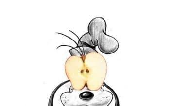 Έξυπνα σκίτσα με τρόφιμα