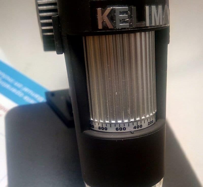Kelima ψηφιακό μικροσκόπιο