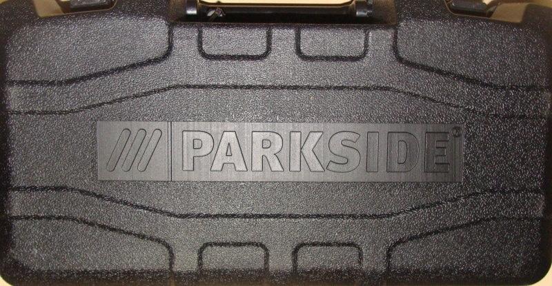 Πλαστική θήκη Parkside