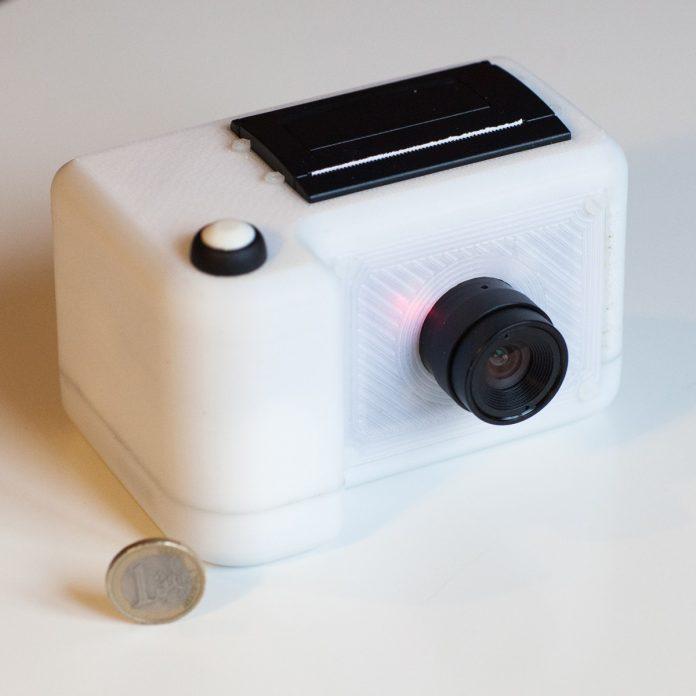 PolaPi, μία polaroid camera φτιαγμένη από Raspberry