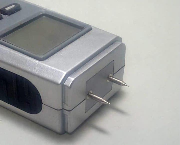 μετρητής υγρασία powerfix
