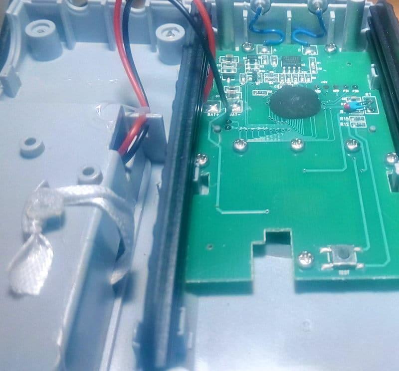 εσωτερικό μετρητή υγρασίας Powerfix
