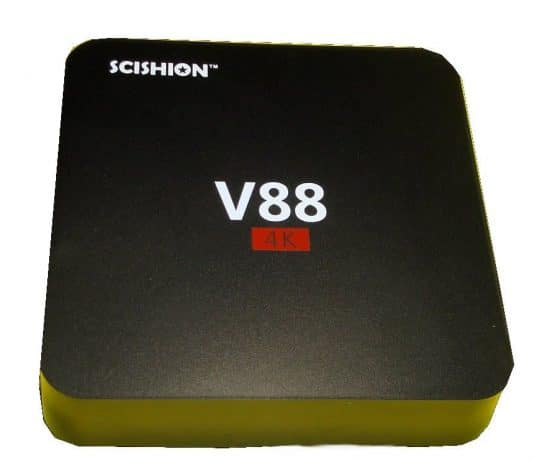 Scishion V88 tvbox