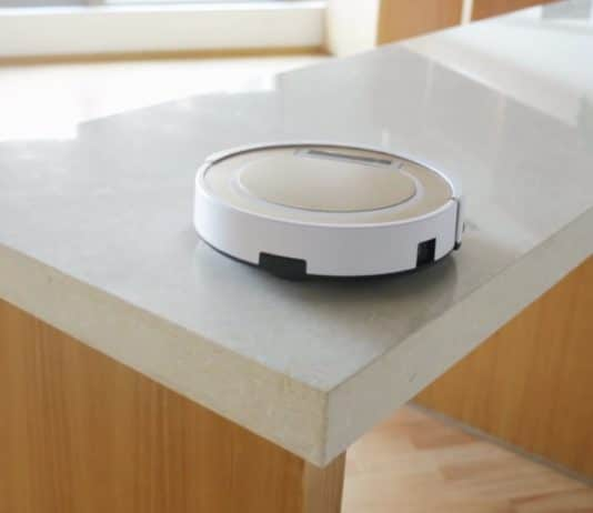 έξυπνη σκούπα iLife X5