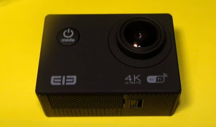 ELE Explorer 4k Wifi Action Cam