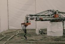 χτίσιμο σπιτιού με 3D εκτυπωτή